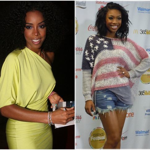 Happy Birthday to Kelly and Brandy!