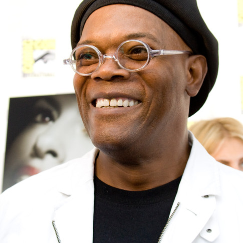 Samuel L. Jackson is 67 today