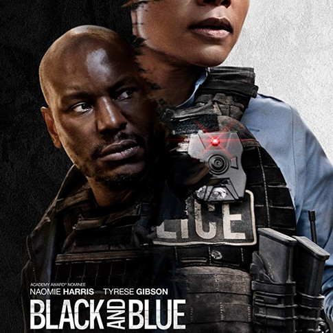 Movie Review-BLACK AND BLUE