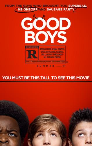 Movie Review-Good Boys