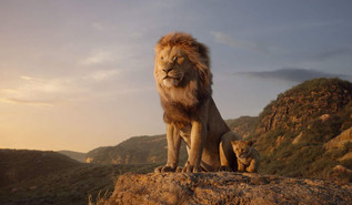 Movie Review-The Lion King