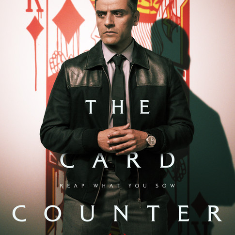 Movie Review-THE CARD COUNTER