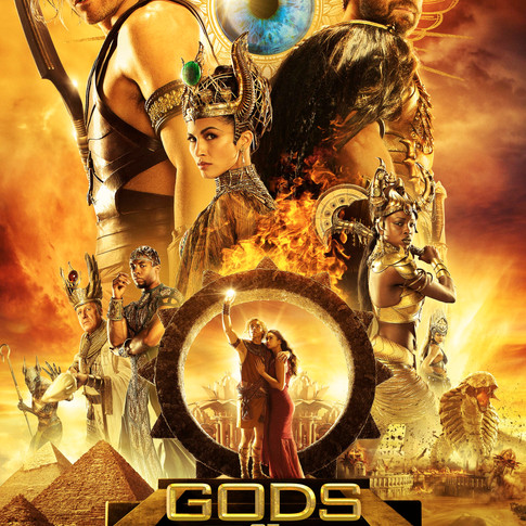 Movie Review-Gods of Egypt