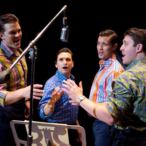 Jersey Boys at Winspear Through 12/27