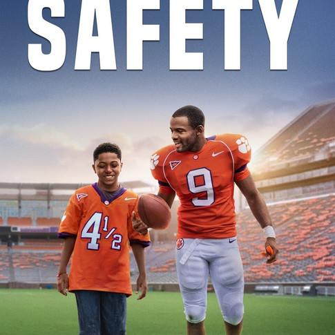 Movie Review-SAFETY