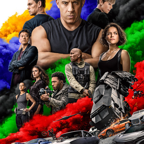 Movie Review-F9 THE FAST SAGA