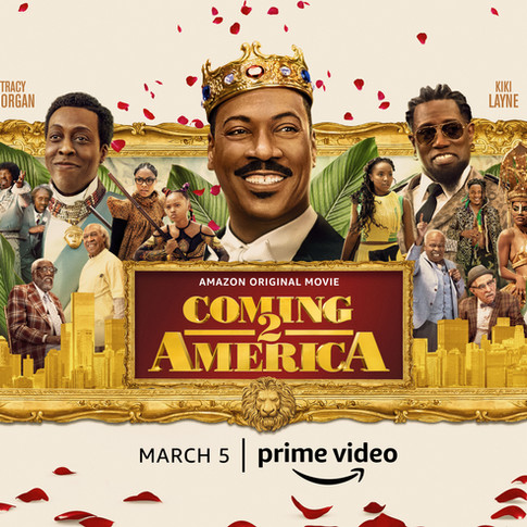 Movie Review-COMING 2 AMERICA