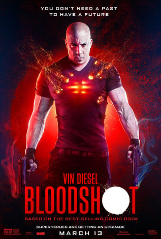 Movie Review-BLOODSHOT