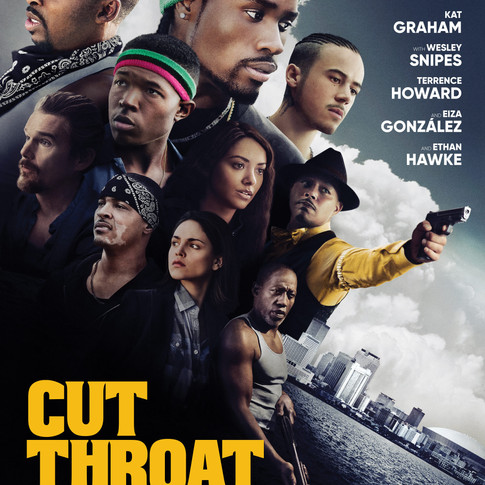 Movie Review-CUT THROAT CITY