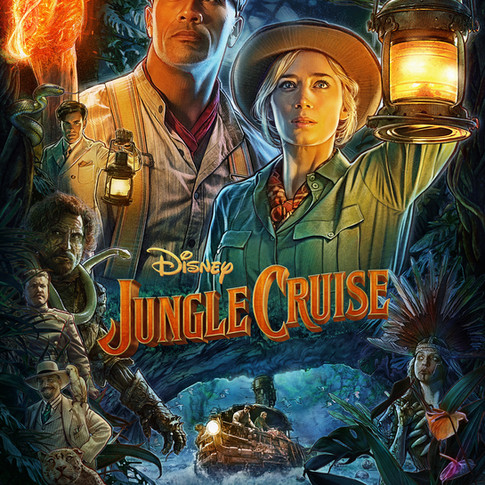 Movie Review JUNGLE CRUISE