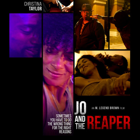 Movie Review-M. Legend Brown's JO AND THE REAPER
