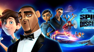 Movie Review-SPIES IN DISGUISE