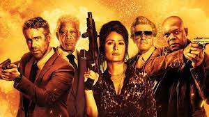 Movie review-HITMAN'S WIFE'S BODYGUARD