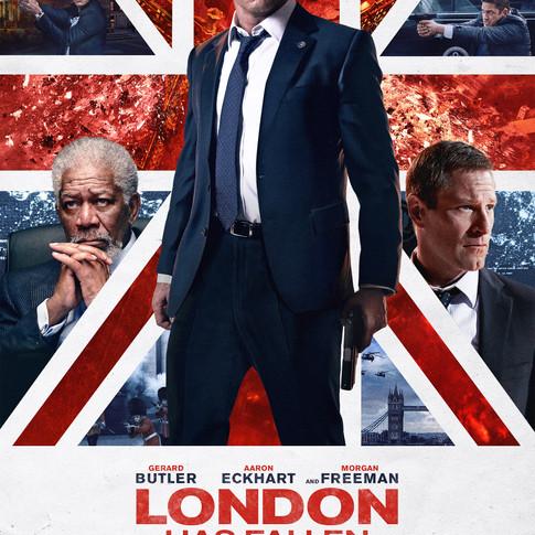 Movie Review-London Has Fallen