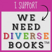 Click here to support the We Need Diverse Books movement through donation.