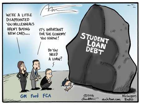 The Unexpected Problem of Student Loans, PART 2