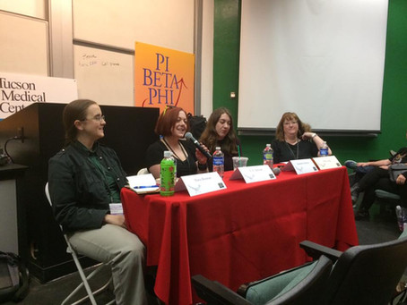 When Women Get Talking: Gendered Responses to Presentations and Panels