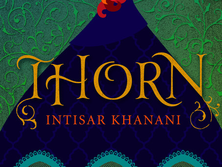 Books You Should Be Reading: Thorn by Intisar Khanani