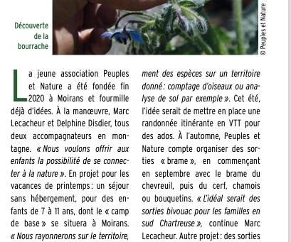 Magazine MiniZOu 2021 n°68
