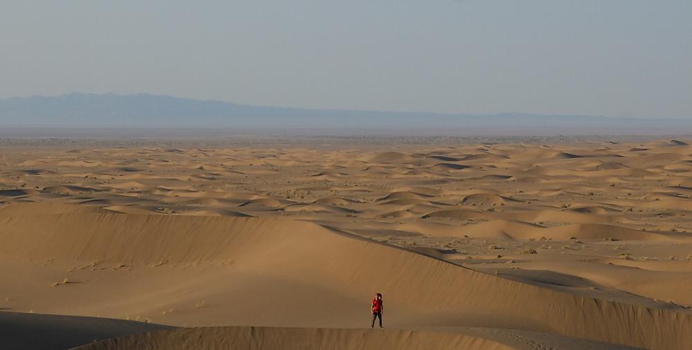 Dunes près de Khur, Iran (P&N 2019)