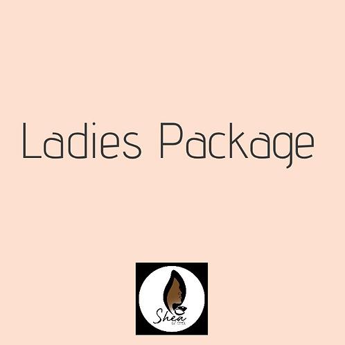 Ladies Package