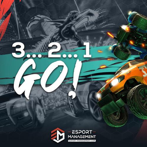 Rocket League est disponible sur Esport-Management.com !