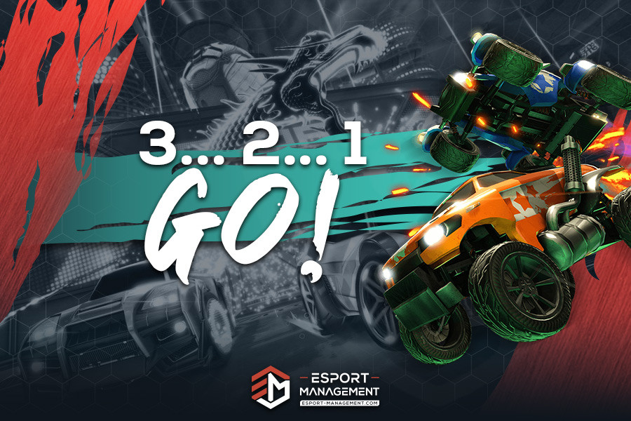 Rocket League est disponible sur Esport-Management.com !