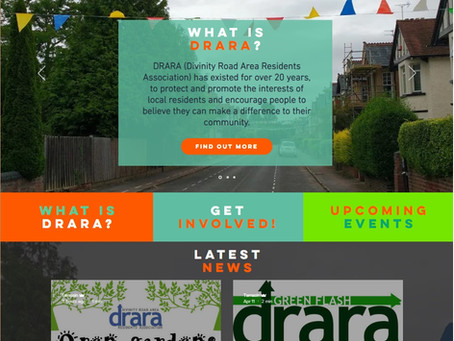 Welcome to our new DRARA website!