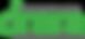 DRARA Logo Green transparent background.