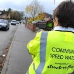 DRARA community speedwatch
