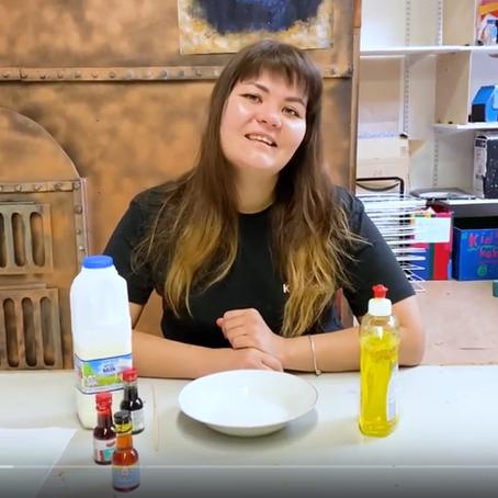 Make soap art with Svetlana!
