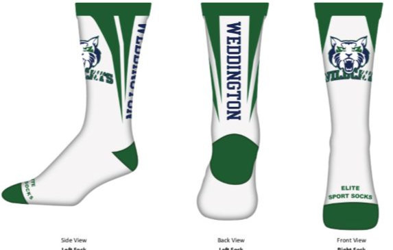 WMS Wildcat Socks
