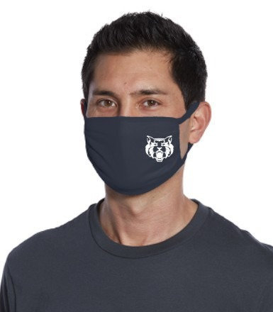 Wildcat Mask - Cotton Jersey
