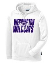 Wildcat Performance Wicking Hoodie