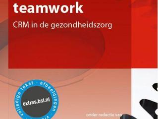 Samenwerking bij schrijven boek Medisch teamwork - CRM in de gezondheidszorg