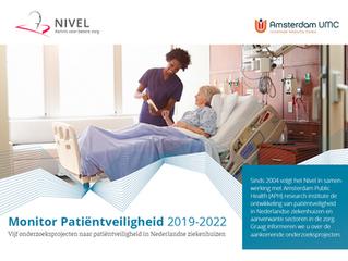 Monitor Patiëntveiligheid 2019-2022