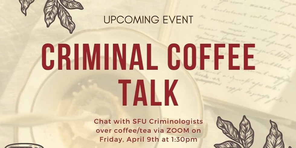 Criminal Coffee Talk!