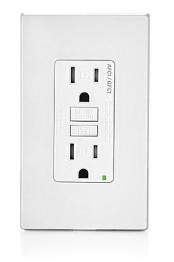 Standard 20 Amp 115 Volt Outlet