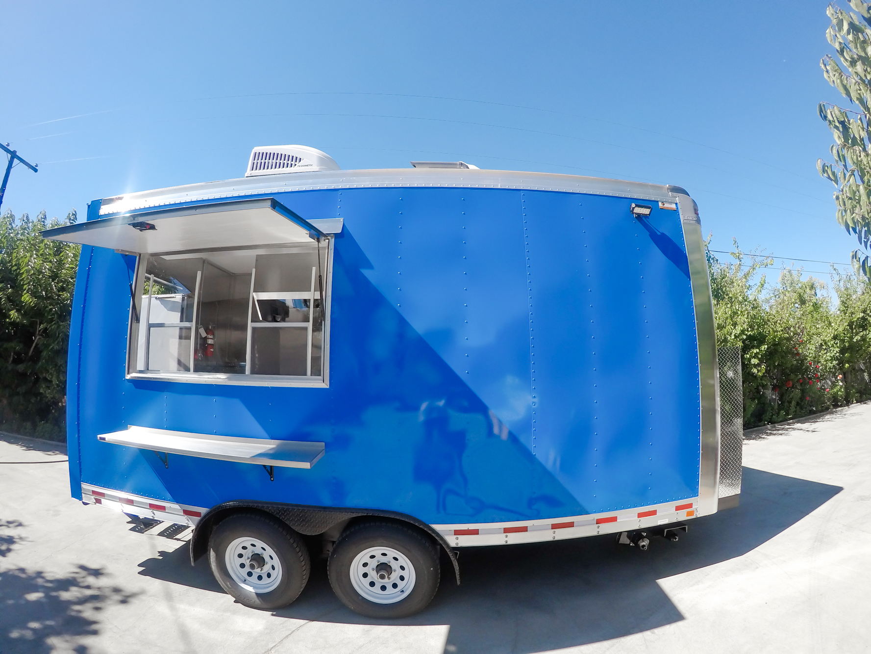 Golden State Trailers - Food Trailer, Ca