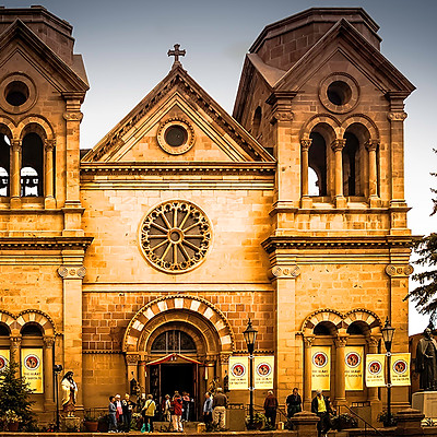 Santa Fe - New Mexico