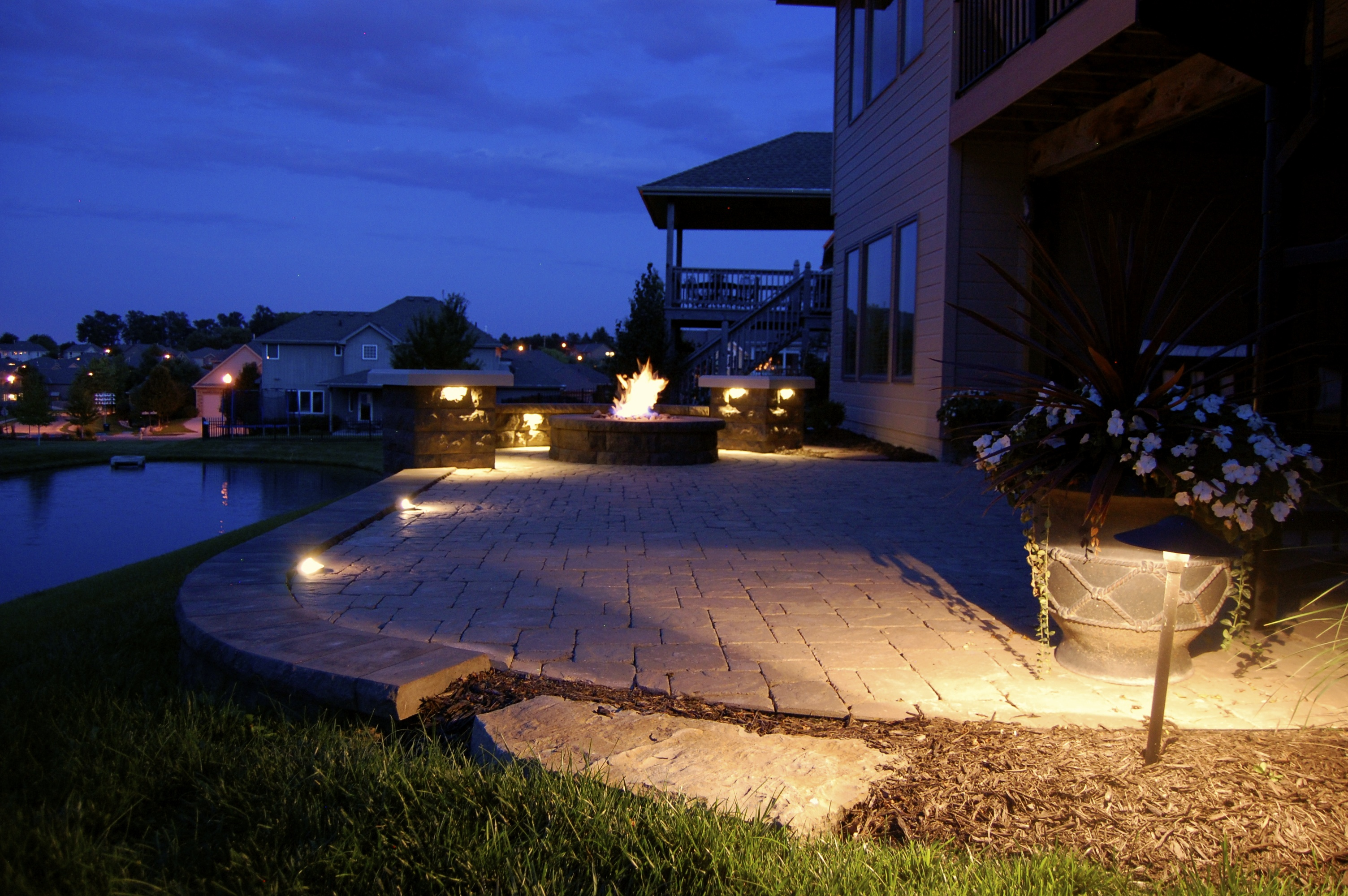 Omaha hardscaping,Omaha paver patios