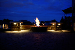 Omaha fire pits, Omaha fire features