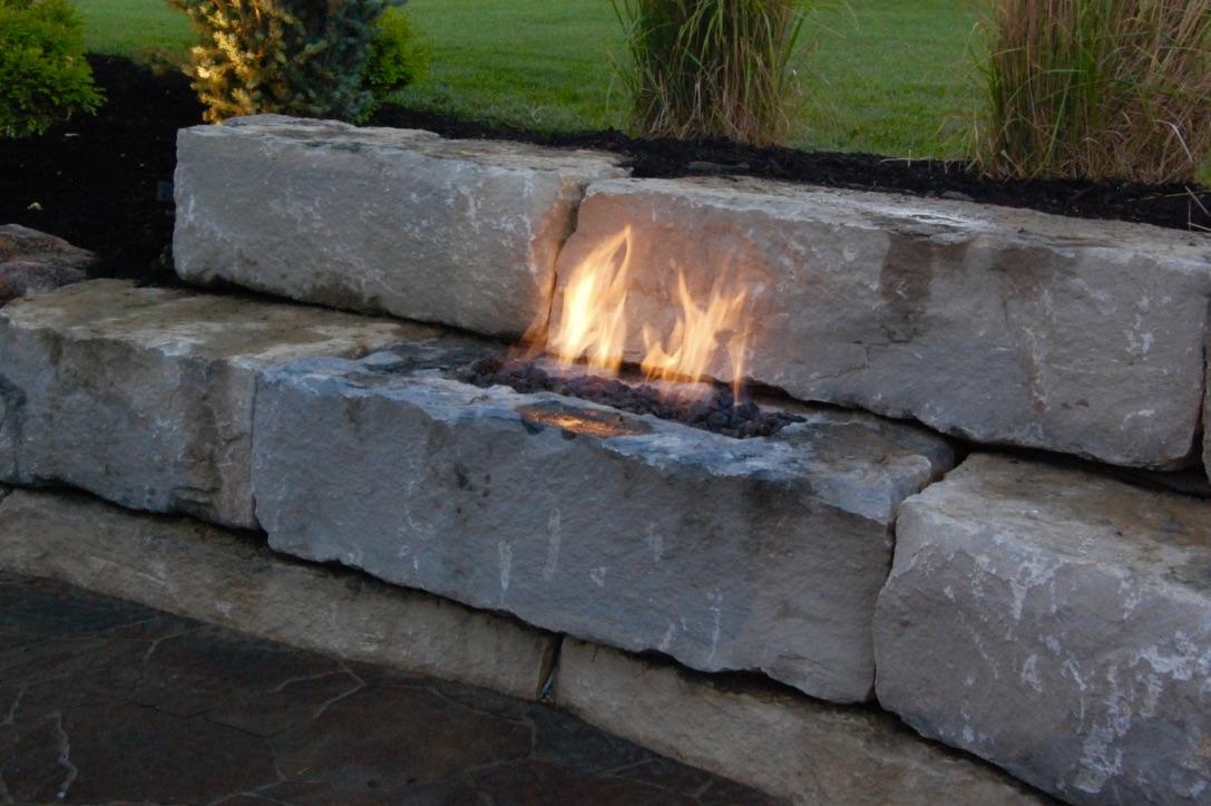 Omaha fire boulder