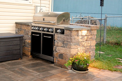 Omaha outdoor grill