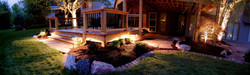 Omaha landscaping and lighting