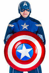 Captain Ameica Birthday