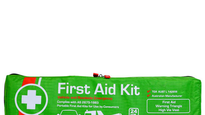 Voyager 2 Road Safety – First Aid Kit
