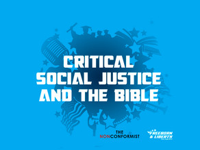 Critical Social Justice and the Bible