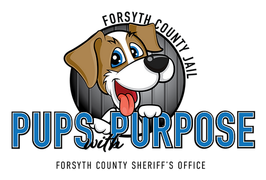 Pups With Purpose Logo
