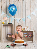 Jake loves cake